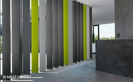 Vertikal Jalousien von Markisen Droste