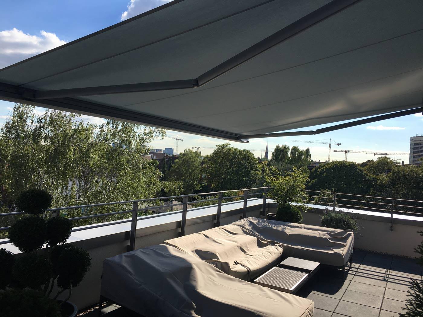 Markisen Droste Sonnenschutzsysteme Markisen Rollladen